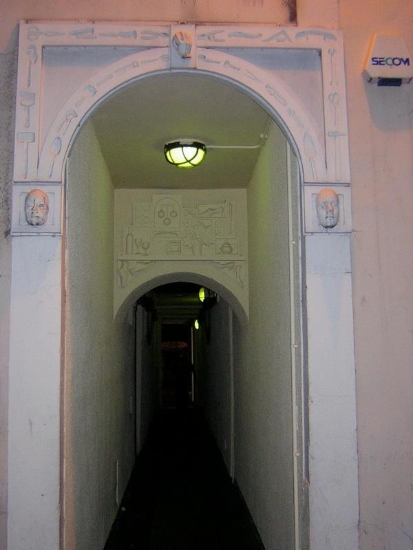 Little Tunnel